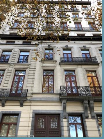 Immeuble de bureaux - Bruxelles - #3689114-2