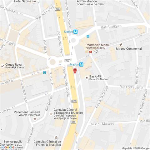 Immeuble de bureaux - Saint-Josse-ten-Noode - #3690566-1