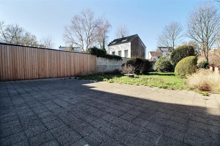 Rez-de-chaussée - Ixelles - #3694518-1