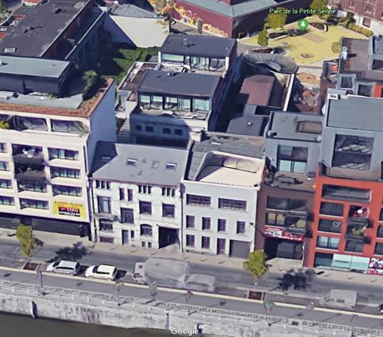 Immeuble à appartements - Bruxelles - #3696339-0