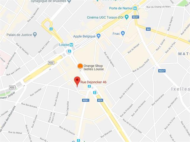 Immeuble de bureaux - Ixelles - #3696861-18