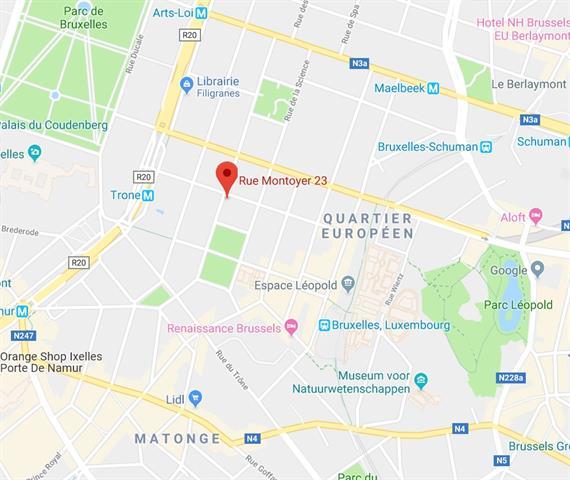 Bureaux - BRUSSELS - #3701257-1