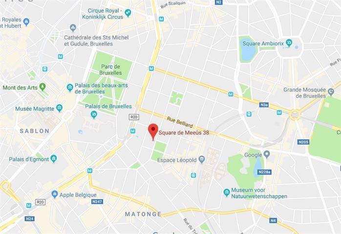 Immeuble de bureaux - BRUSSELS - #3707546-1