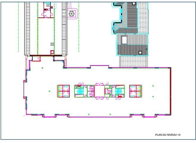 Immeuble de bureaux - BRUSSELS - #3707546-2