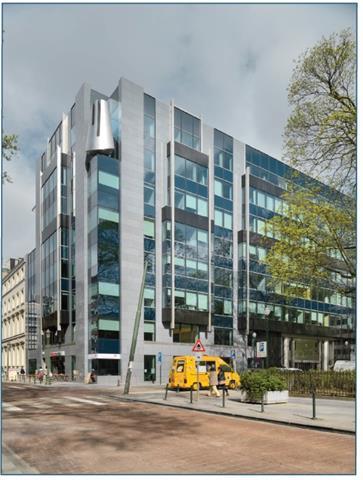 Immeuble de bureaux - BRUSSELS - #3707546-0