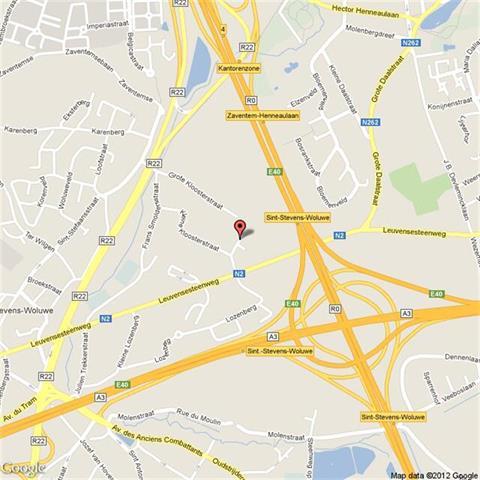 Kantoorgebouw - SINT-STEVENS-WOLUWE - #3743402-1