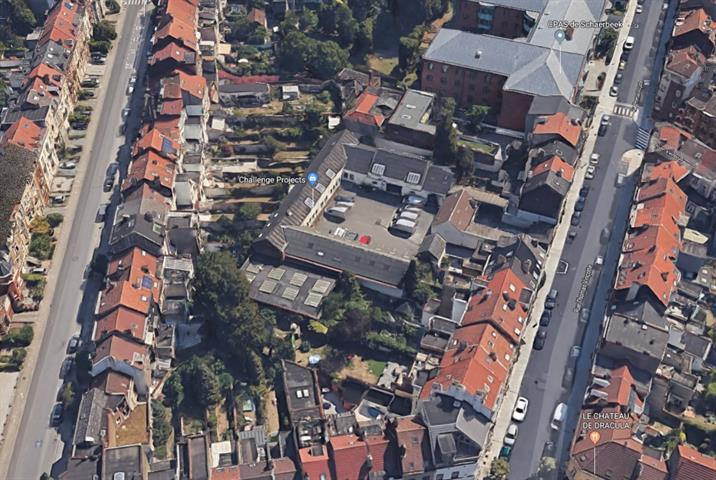 Kantoorgebouw - Schaerbeek - #3757599-3