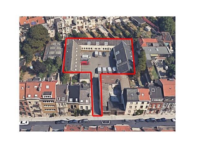 Immeuble de bureaux - Schaerbeek - #3757599-0