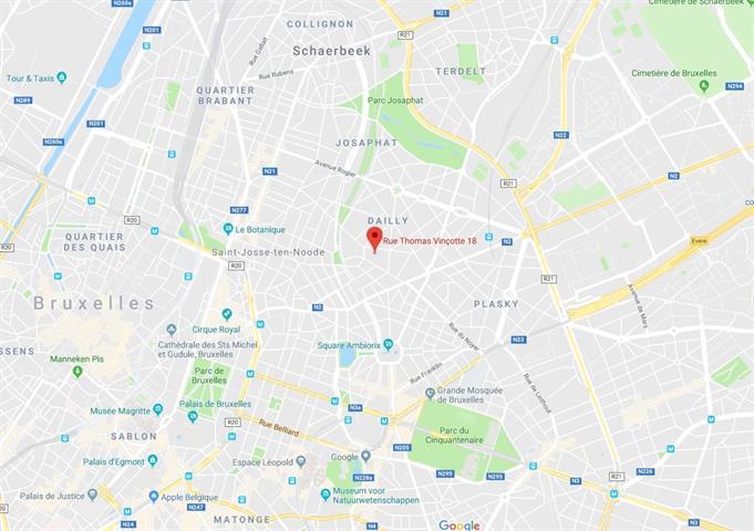 Kantoorgebouw - Schaerbeek - #3757599-4