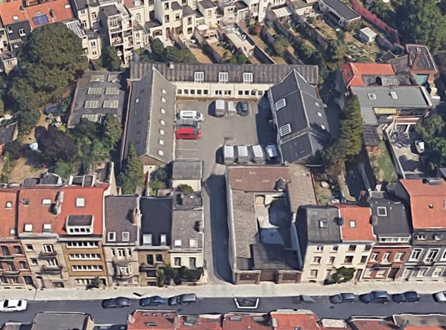 Immeuble de bureaux - Schaerbeek - #3757599-2
