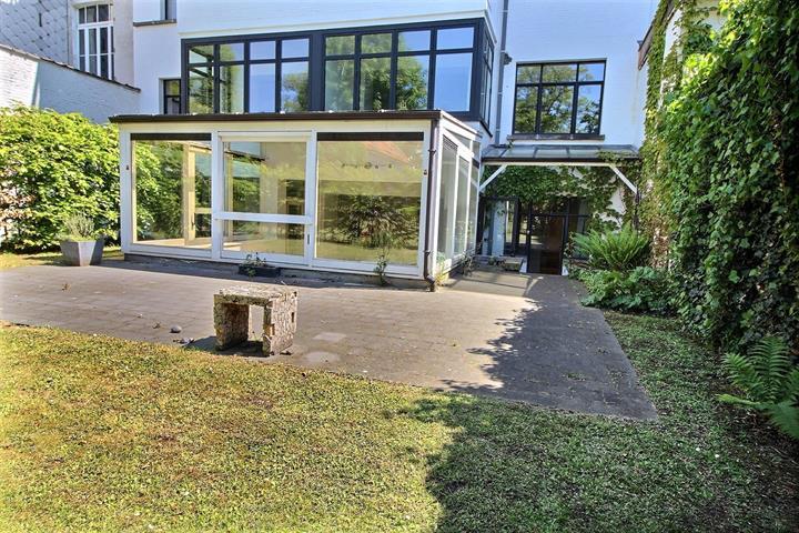 Ground floor with garden - Ixelles - #3759007-0