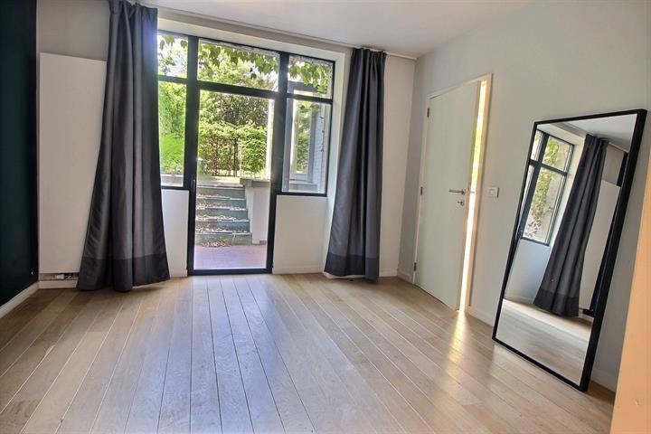 Ground floor with garden - Ixelles - #3759007-8