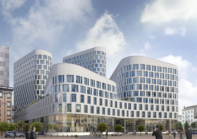 Immeuble de bureaux - Bruxelles - #3793023-3