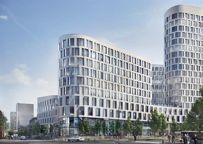 Immeuble de bureaux - Bruxelles - #3793023-0