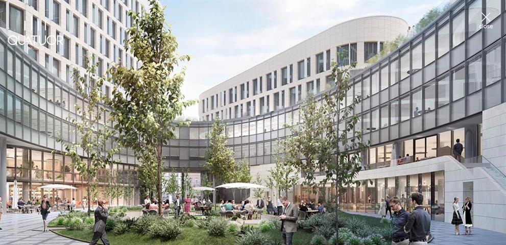 Immeuble de bureaux - Bruxelles - #3793023-2