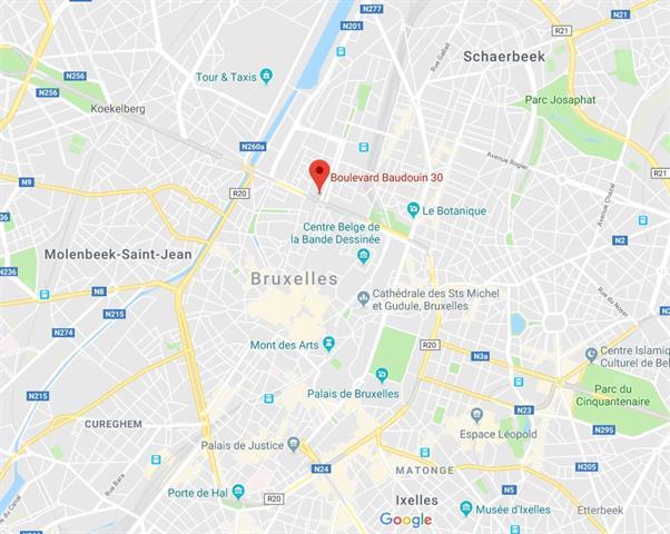 Immeuble de bureaux - Bruxelles - #3793023-1