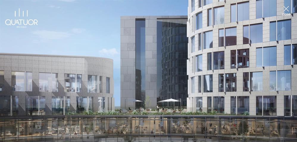 Immeuble de bureaux - Bruxelles - #3793023-6