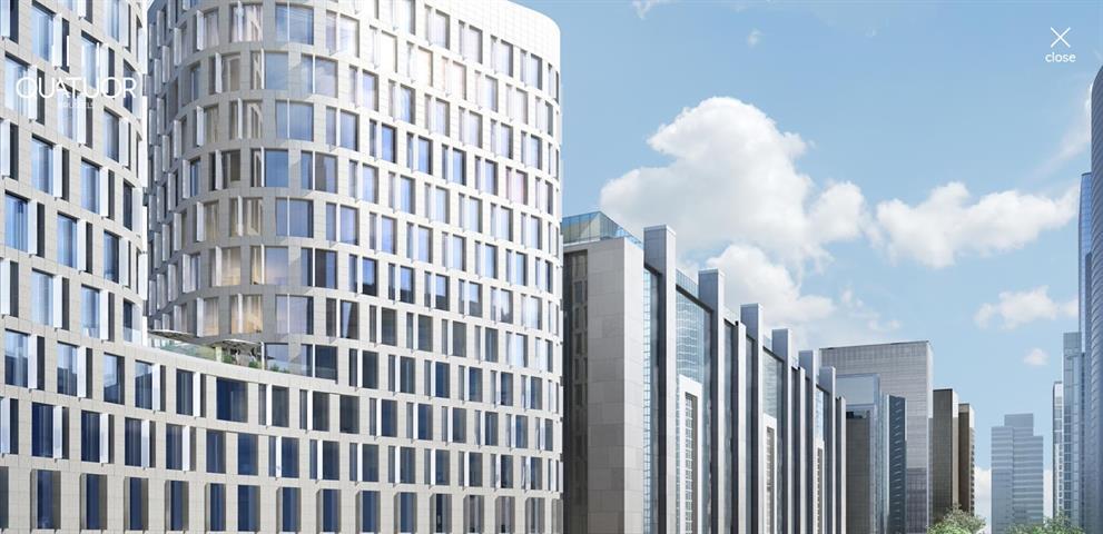 Immeuble de bureaux - Bruxelles - #3793023-5