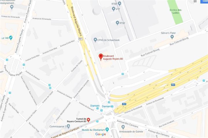 Bureaux - Schaerbeek - #3872175-1