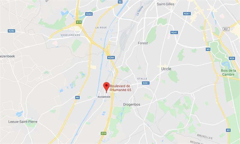 Bureaux - Sint-Pieters-Leeuw Ruisbroek - #3875557-1