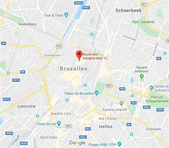 Rez commercial - Bruxelles - #3927657-2