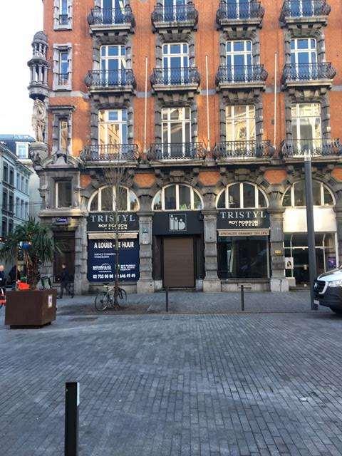 Rez commercial - Bruxelles - #3927657-7