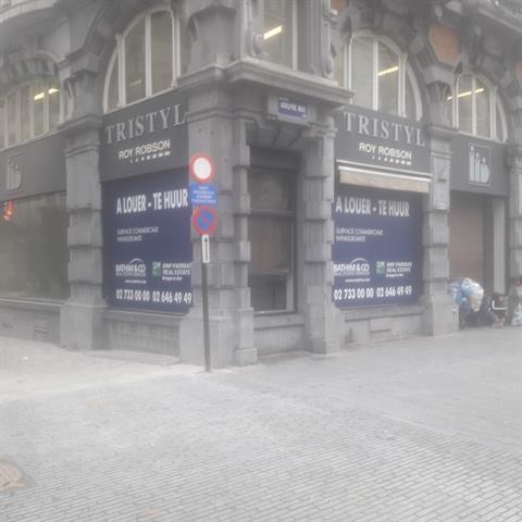 Rez commercial - Bruxelles - #3927657-1