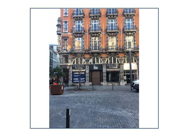 Rez commercial - Bruxelles - #3927668-2