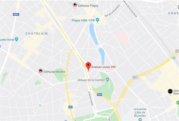 Immeuble de bureaux - Ixelles - #3927984-4
