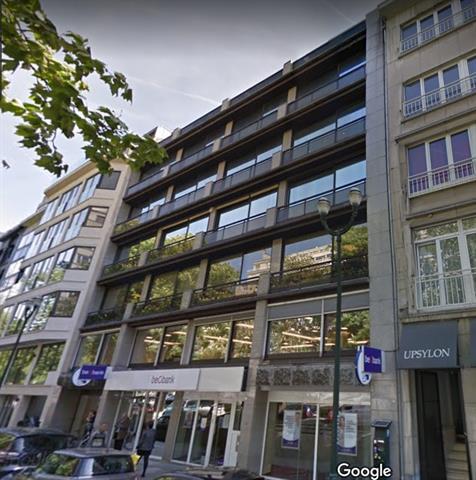 Immeuble de bureaux - Ixelles - #3927984-0