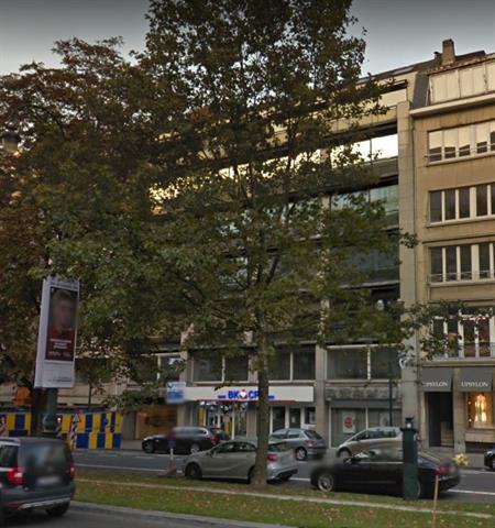 Immeuble de bureaux - Ixelles - #3927984-2