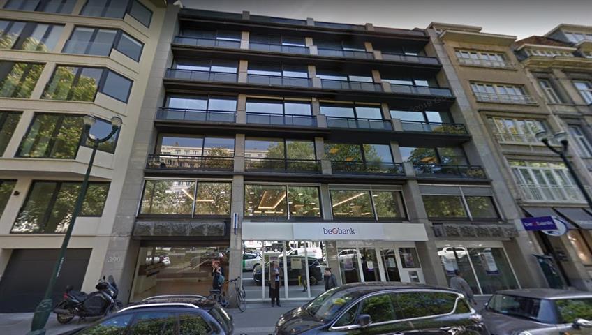 Immeuble de bureaux - Ixelles - #3927984-1