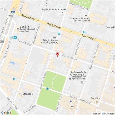 Bureaux - Bruxelles - #3936985-1