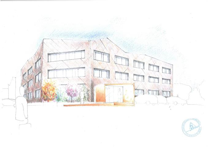 Immeuble de bureaux - Zaventem - #3937363-1