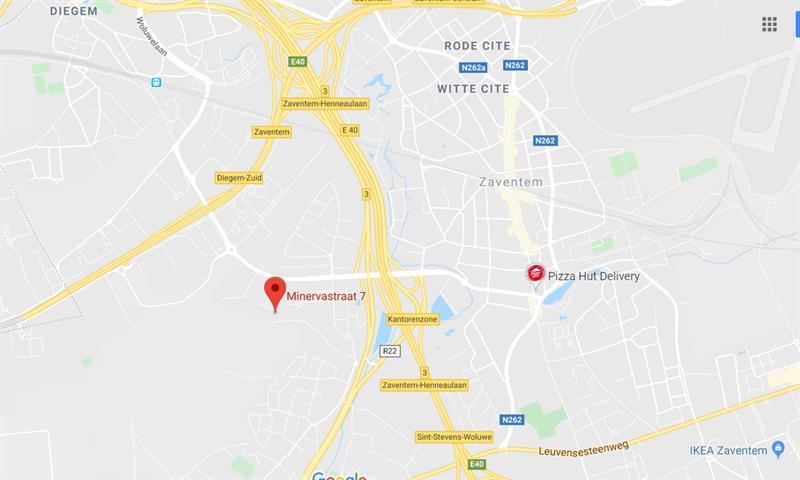 Immeuble de bureaux - Zaventem - #3937363-2