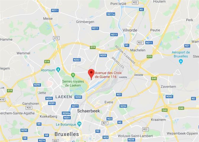 Bureaux - Neder-Over-Heembeek - #3937575-1