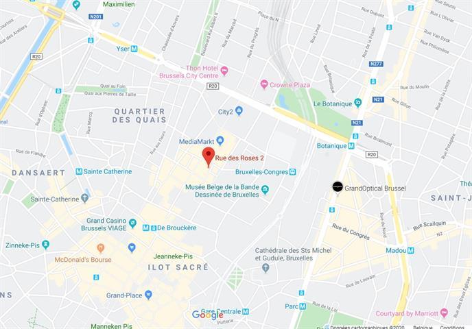 Bureaux - Bruxelles - #3948496-6