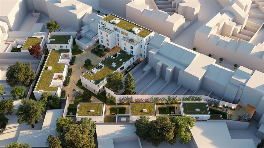 Rez-de-ch. avec jardin - Anderlecht - #3951069-5