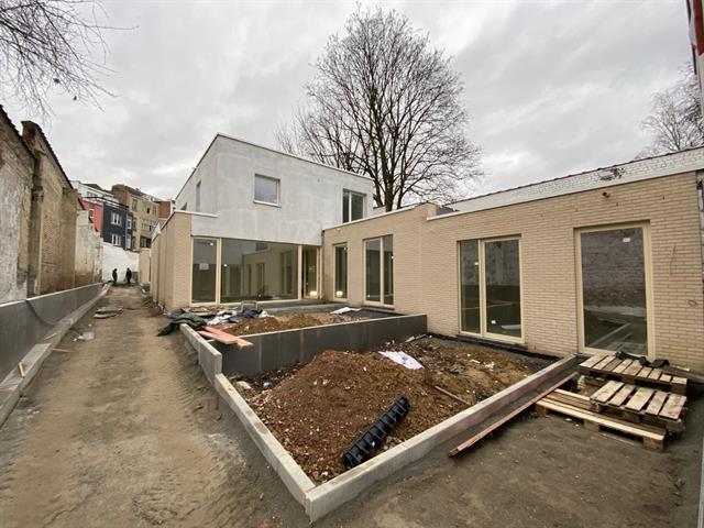 Rez-de-ch. avec jardin - Anderlecht - #3951069-4