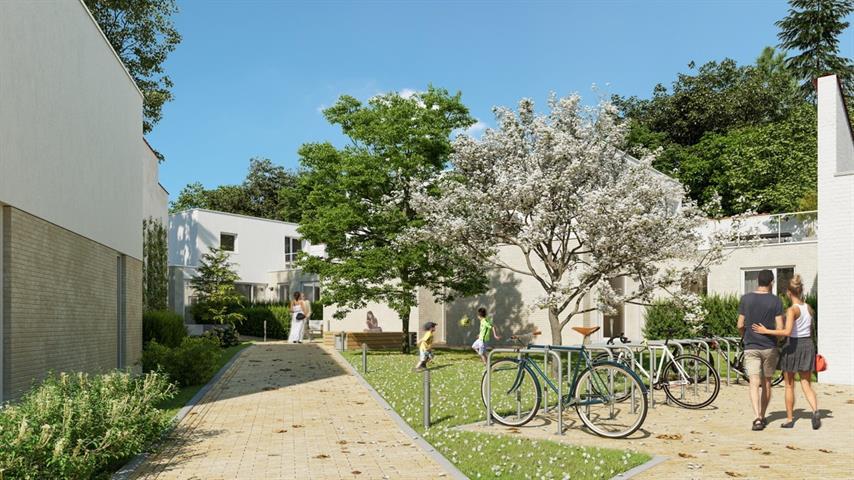 Rez-de-ch. avec jardin - Anderlecht - #3951069-10