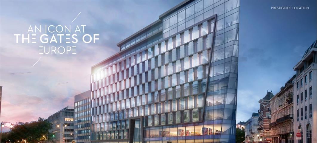 Immeuble de bureaux - Bruxelles - #3952470-3