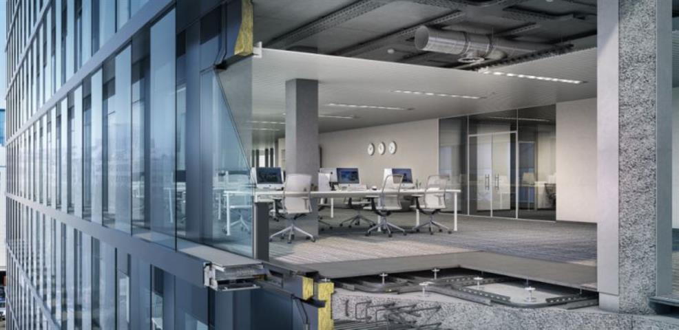 Immeuble de bureaux - Bruxelles - #3952470-5