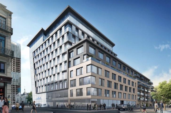Immeuble de bureaux - Bruxelles - #3952470-2