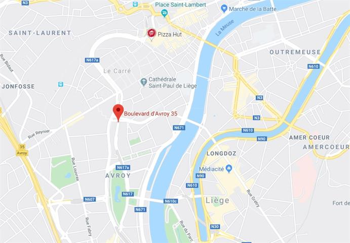 Bureaux - Liège - #3968932-1