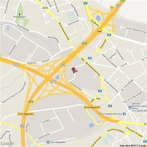 Bureaux - GROOT-BIJGAARDEN - #3973472-1