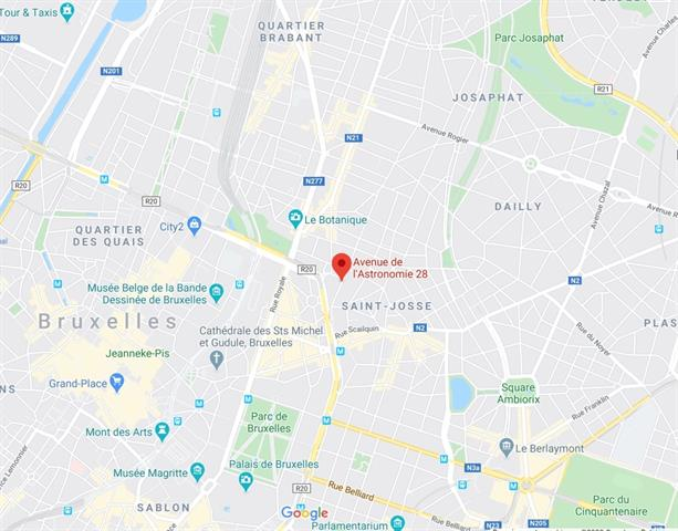 Bureaux - Saint-Josse-ten-Noode - #3979271-1