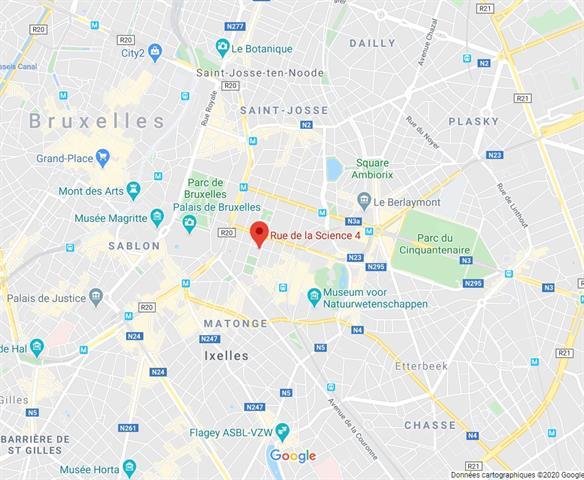 Bureaux - BRUSSELS - #3981871-1