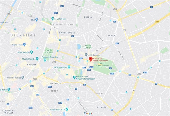 Offices - Bruxelles - #3983283-1