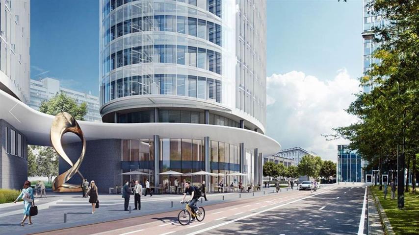 Immeuble de bureaux - Bruxelles - #3983628-2