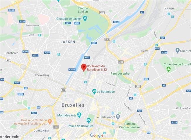 Immeuble de bureaux - Bruxelles - #3983628-1